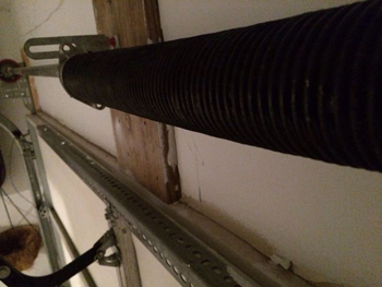 Garage Door Springs in Scituate
